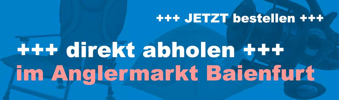 Angelgeräte und Grillzubehör Grills in Baienfurt Anglermarkt abholen