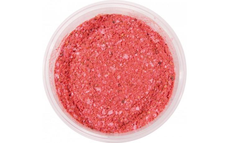 MS Range Fluffy Paste Powder Teig Erdbeere