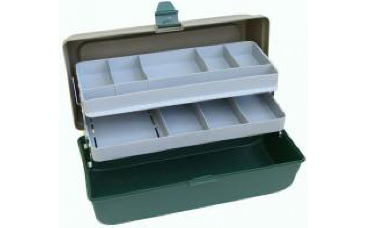 Gerätekoffer 2ladig