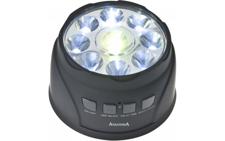 Anaconda Radio Link Device Tent Lamp Zeltlampe mit