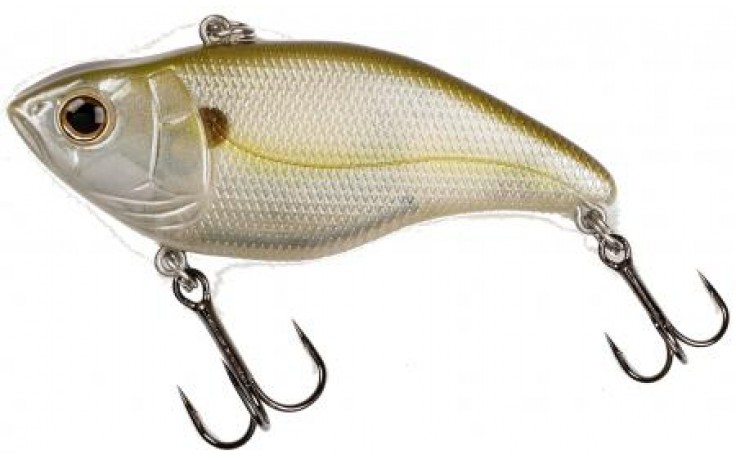 Spro Aruku Shad 85 Wobbler, Clear Chartreuse