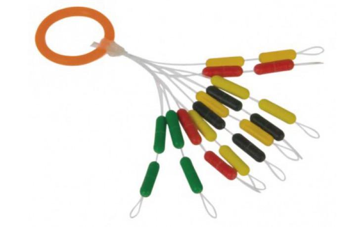 Specitec Long Multicolor Gummistopper