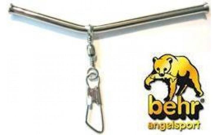 Antitangle Behr Chrom Abstandhalter 10 cm 3 Stück für Angelblei