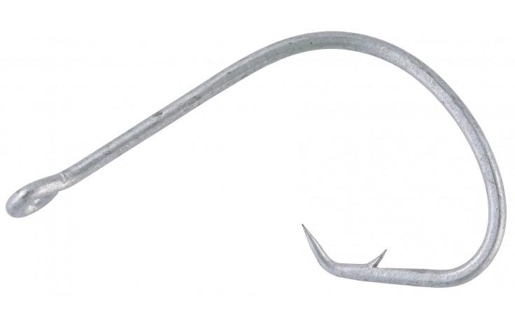 2//0,Öhrhaken O35 Angeln Kreishaken,ungebunden Circle Hook,5 Stück,Gr