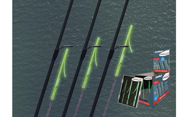 Climax Speedfädel Einfädelhilfe 3er Set f. Angelruten Ringe |Schnelleinfädler für Rutenringe