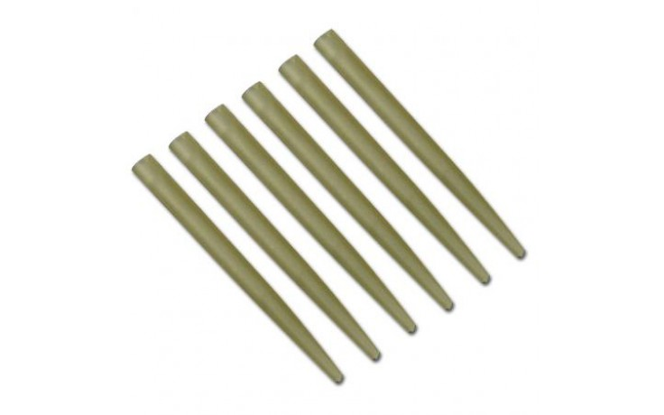 Korda Anti Tangle Hooklink Sleeves Gravel 25 Stück