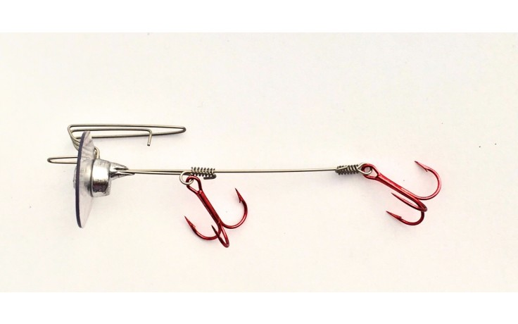 WIKAM Schleppsystem für Köder von 12 bis 16 cm