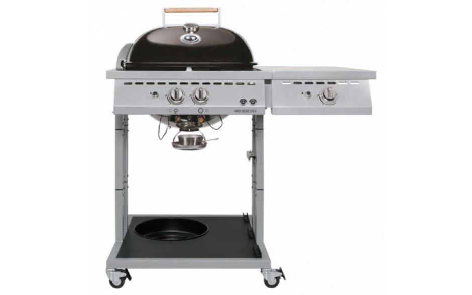 Outdoorchef Paris Deluxe 570 G Gas Kugelgrill