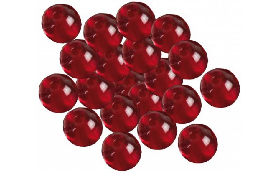 Iron Claw Glass Beads - Glasperlen 6 mm für Drop Shot & Angelmontagen