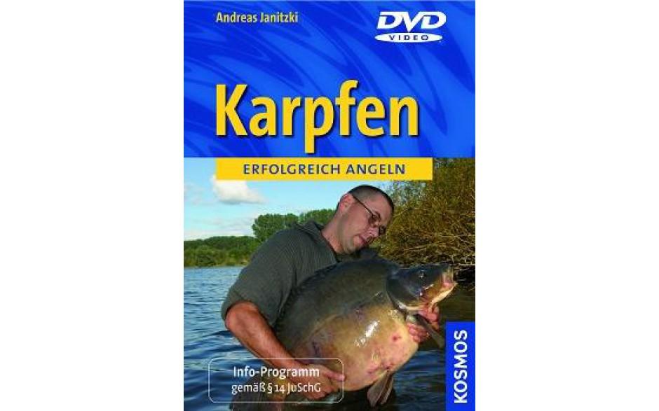 KOSMOS Karpfen angeln - DVD
