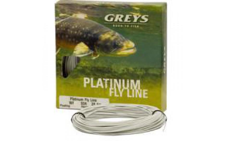 Hardy Greys Heron Fliegenschnur W5F