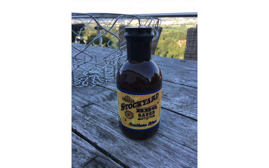 Stockyard BBQ Sauce Southern Blues Grillsauce von Stockyard 350 ml