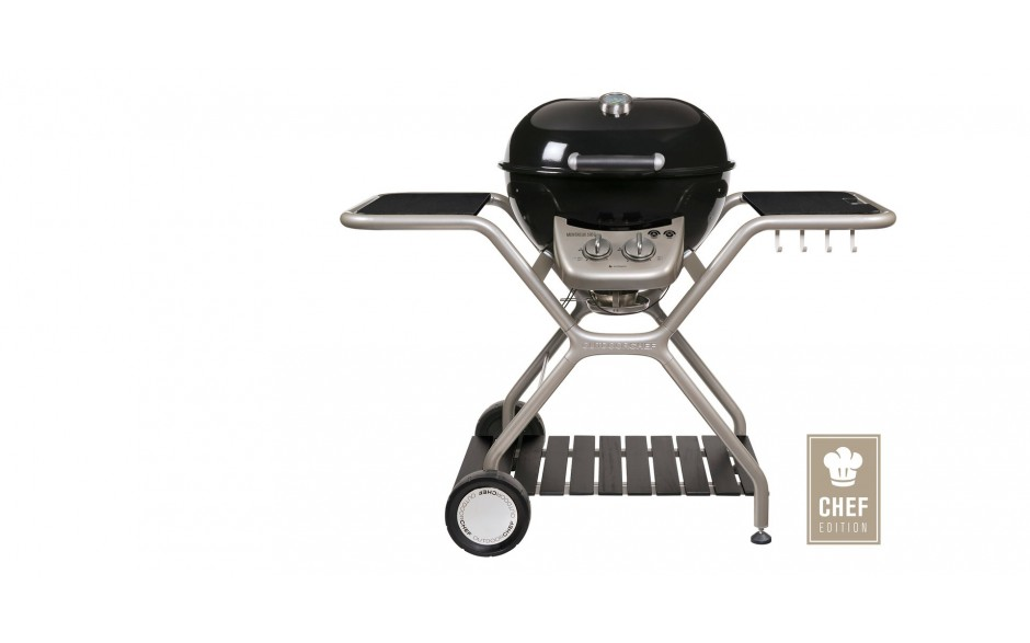 Outdoorchef Montreux 570 G Chef Edition Gas Kugelgrill Granit