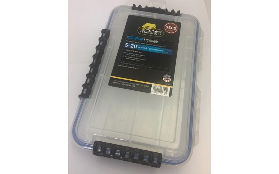Plano 3640 Tacklebox für Angelzubehör | Angelbox von Plano 3640 - 10