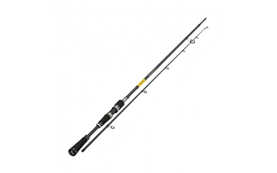 Sportex Black Pearl GT-3 ULR 2,1 Meter 2 bis 8 Gramm Wurfgewicht 2teilig 105 Gramm BP2100