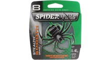 Berkley Spider Wire Stealth Smooth 8 Braid 8fach geflochtene Angelschnur moosgrün Meterware
