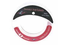 Iron Claw Invisible Jerk Leader Fluoro Carbon 0,80 mm