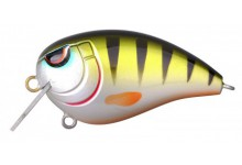 Spro Baby FAT John 50 Wobbler Green Perch