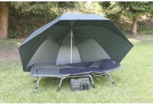 Anaconda Oval 345 Solid Nubrolly - Schirm Angelschirm