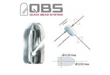 QBS - Perlen klein (Ostsee) Angelzubehör für s Angeln in der Ostsee und Meer