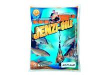 Jenzi Gold Groundmix Lockfutter Konzentrat 1 kg Premium Angelfutter