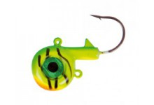 Iron Claw Big Eye Fireball Jigs Jigkopf für Köfis oder Shads