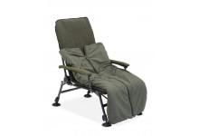 Anaconda Nighthawk Chair Anglerstuhl mit integriertem Schlafsack