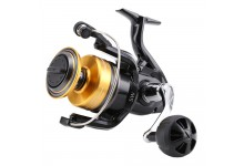 Angelrolle Shimano Socorro 8000 SW mit Frontbremse