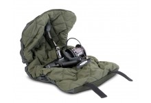 Anaconda Reel Sleeve Angeltasche für Angelrollen 50 * 25 cm für Angelrollen, Freilaufrollen, Karpfenrollen