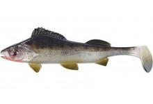 Clone Shad Zander 9cm Angelköder Gummifisch zum Angeln auf Raubfische