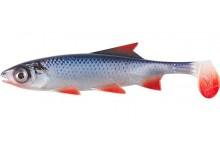 Clone Shad Rotauge 6,5cm Angelköder Gummifisch zum Angeln auf Raubfische
