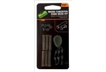 Fox Edges Micro Tungsten Chod Bead Kit