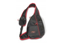 Iron Claw SF Easy Swing Angeltasche Schultertasche zum Angeln für Angelköder und Angelzubehör