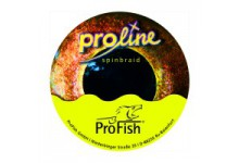 ProFish Proline Spinbraid grün geflochtene Schnur