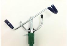 Rutehhalter Behr Spezial Angelrutenhalter Metall 80 cm bis 125 cm teleskopierbar
