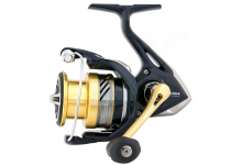 Shimano NASCI 3000 FB HG Angelrolle mit Frontbremse