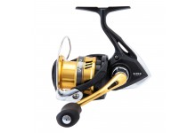 Angelrolle Shimano Sahara 2500 FI mit Frontbremse Spinnrolle