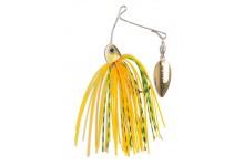 Iron Claw DOIYO Ikasama Tiny 8g PE Spinnerbait für Raubfische wie Barsch Zander Hecht
