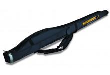 Sportex Super Safe Rutenfutteral für 2 montierte Angelruten 1,5 Meter 2 Fächer